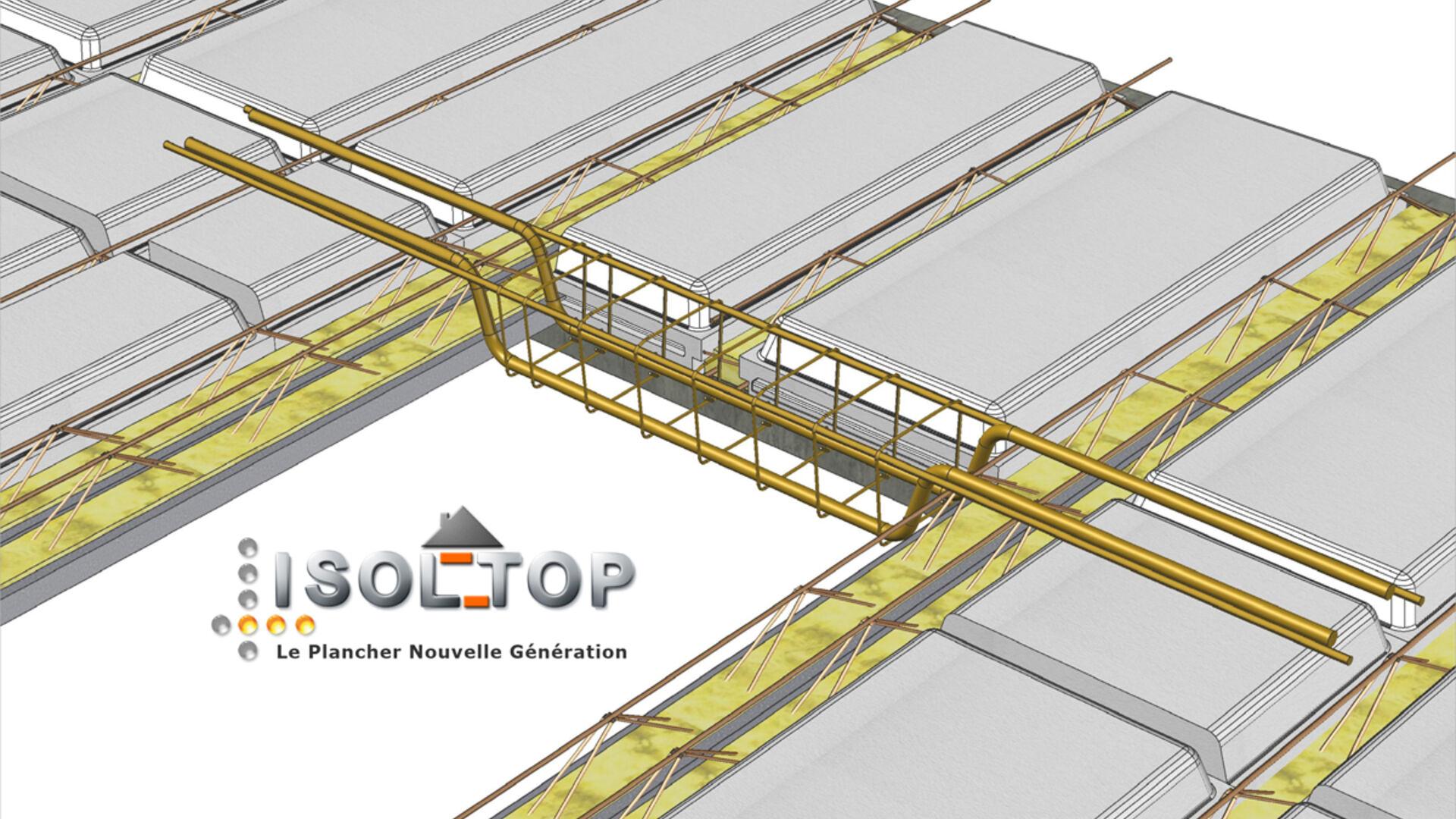 Creation D Une Tremie Escalier chevêtre pour plancher