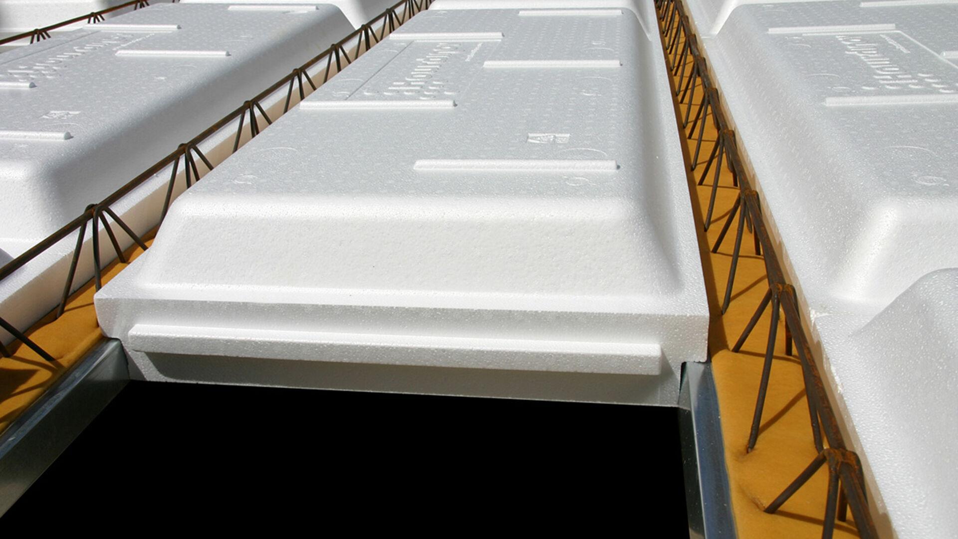 Plancher De Sous Sol Avec Entrevous Isolants Pour Logements